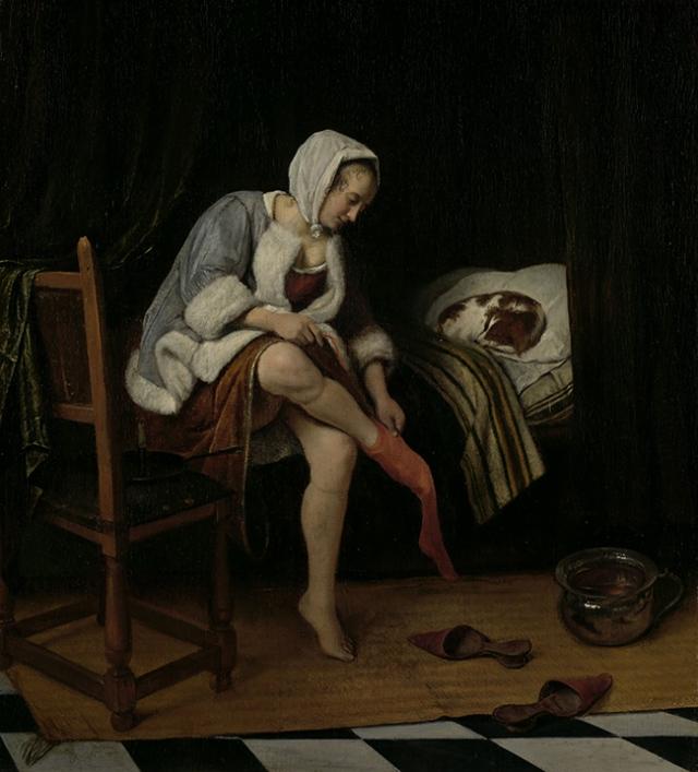 Jan Havicksz.Steen, www.rijksmuseum.nl