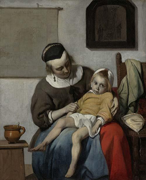 Gabriel Metsu, Rijks Museum