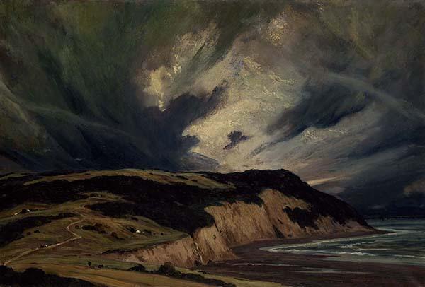 Cape Blomaden, Eliot Clark, Smithsonian American Art Museum