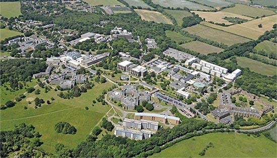 University of Kent, Canterbury