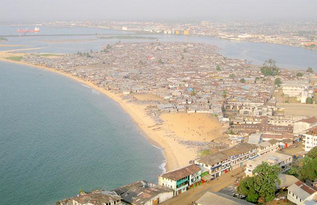 Bushrod Island, Monrovia, Liberia