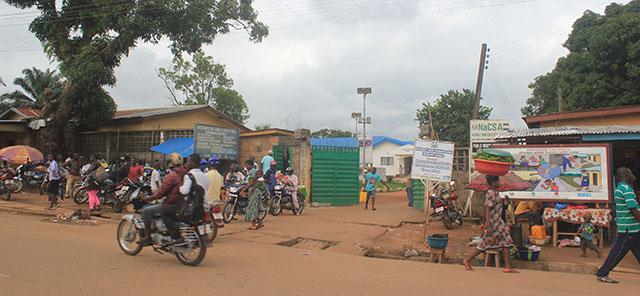 """""""Kenema Hospital Sierra Leone Ebola"""" by Leasmhar"""