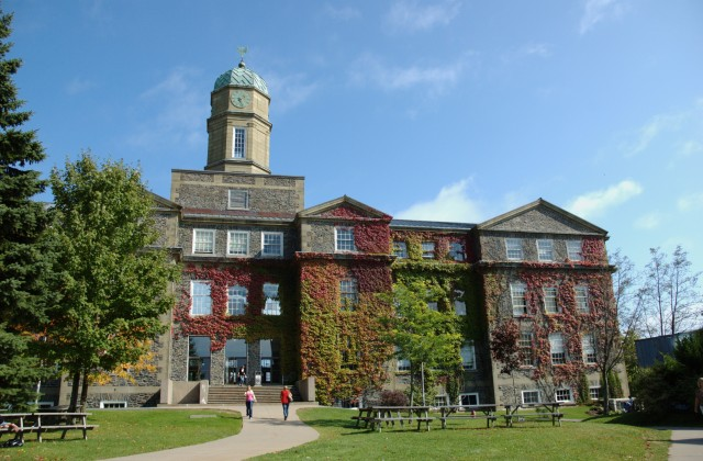Henry Hicks Building, Dalhousie University