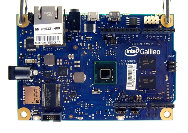 Intel Quark: a line of 32-bit x86 SoCs by Intel, designed for small size and low power electronics, such as wearable devices.