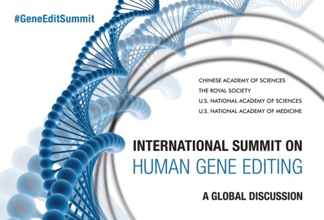 Human Gene Editing Summit