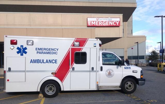 BC_Ambulance_at_RCH